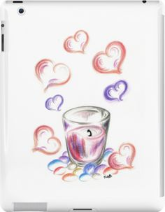 Scented Candle with Love by Teresa White