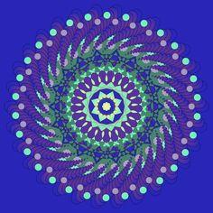 Harmonic Trance Mandala