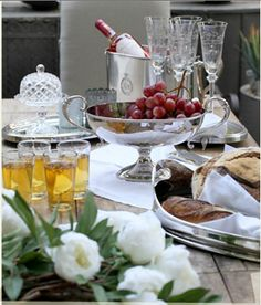 Dinner Party Design www.irisrosin.com