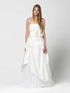 Max Mara Bridal Gowns 2013