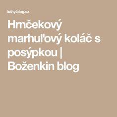 Hrnčekový marhuľový koláč s posýpkou | Boženkin blog
