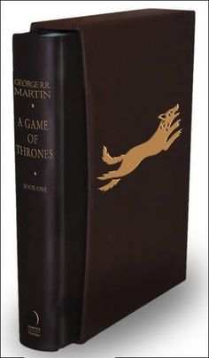 """""""A Game of Thrones"""" George R.R. Martin"""