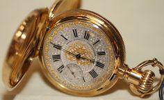 Girard-Perregaux Vintage Pocket Watches Hands-On