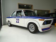1973 BMW 2002 Vintage Race Roller