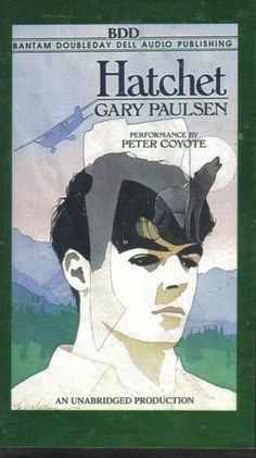 gary paulsen books | Thumbnail of Hatchet by Gary Paulsen Unabridged Audiobook Childrens