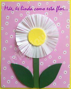 Mauriquices: Mãe, és linda como esta flor...