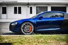 Supreme Power Audi R8