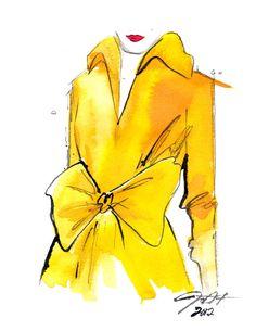 #JessicaDurrant #Vogue #elegantlady #fashion #Styleillustration #style #highfashion illustration #art #design #print #inspiration #FashionIllustration #FashionPrint #VogueAnimation