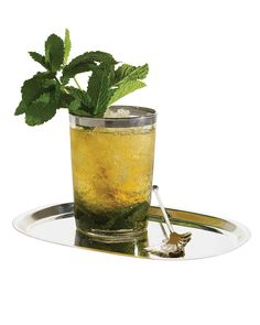 One of the oldest American cocktails, the mint julep originated in Virginia and was popularized in Kentucky. The two states have bickered over the proper way to prepare one for the past 200 years. No matter: It soon became the signature cocktail of the American South.