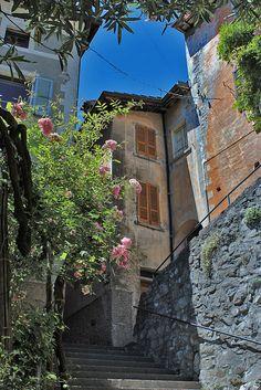 Gandria, Ticino , Switzerland