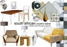 A better world through creativity #southafrican #design