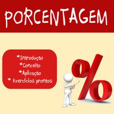 14 páginas com atividades sobre porcentagem. Acesse: http://www.janainaspolidorio.com/porcentagem.html
