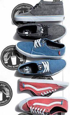 Dane Reynolds Vans // Shoe Collection