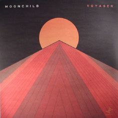 The artwork for the vinyl release of: Moonchild - Voyager (Tru Thoughts) #music SoulJazz