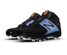 """The 3000v3 mid-cut baseball cleat is now available for customization to reflect your team's persona or your own personal on-field style. Described as """"a running shoe on spikes,"""" the 3000v3 is built with REVlite foam for comfort close to the foot, and constructed from materials that provide support, breathability and protection. Create an all-star style with the control and comfort you need to win."""
