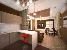 гостиная с кухней дизайн: 19 тыс изображений найдено в Яндекс.Картинках