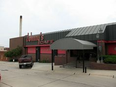 Johnny's Cafe, Omaha, Nebraska - Jack Nicholson filmed - ABOUT SCHMIT- Step back to 1970. Great atmosphere, great steaks, great history on display. If you can appreciate unusual this is your place.