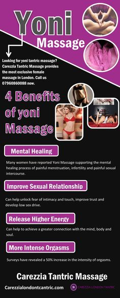 Yoni Tantric Massage