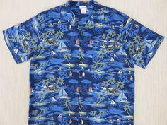 DISNEY DISNEYLAND RESORT Hawaiian Shirt 90s Mickey Mouse Donald Duck Goofy Pluto are Shipwrecked Tropical Mens - xl - Oahu Lew's Shirt Shack by OahuLewsShirtShack on Etsy