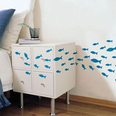 cool idea, tho I probably wouldn't do fish