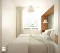 Sypialnia styl Minimalistyczny - zdjęcie od Studio Monocco