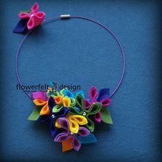 Spring- necklace. $59.00, via Etsy.