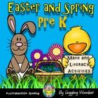 EASTER/SPRING PreK by Giggling Wombat | Teachers Pay Teachers
