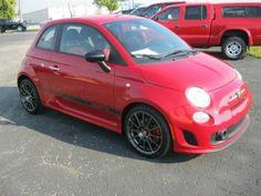 2013 Fiat 500, 5,934 miles, $17,424.