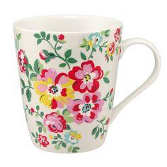 Thorp Flowers Stanley Mug   China   CathKidston