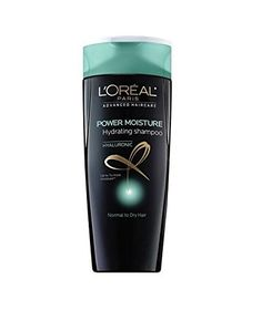 LOreal Paris Power Moisture Hydrating Shampoo 126 oz  FREE Schick Slim Twin ST for Dry Skin *** Details can be found by clicking on the image. (This is an affiliate link and I receive a commission for the sales)