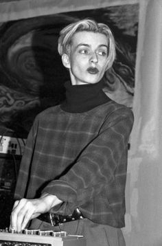Image shared by Maja. Find images and videos about alternativ and beate bartel on We Heart It - the app to get lost in what you love. Androgynous Fashion, Androgyny, Punk Fashion, Historical Women, Historical Photos, Post Mortem Photography, Punk Goth, Goth Boy, Strange History