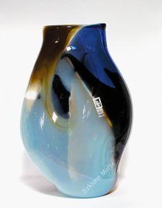 Wazon Agape rękodzieło Mdina Glass PROMOCJA - 35%