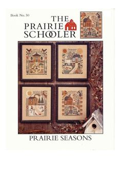Book No.50_Prairie Seasons_1/5