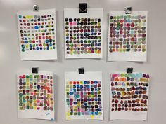 Mixing 100 Colors   TeachKidsArt