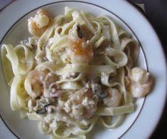 Frutti de Mare auf Bandnudeln Rezept des Tages 09.12.2011