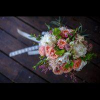 Букет невесты для эко-свадьбы