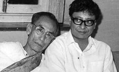 S.D & R.D Burman (father & son)