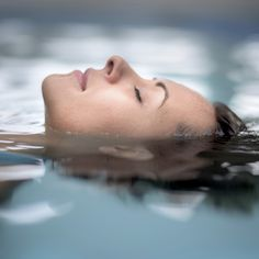 I Tried Floatation Therapy + Here's What Happened