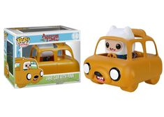 This is the Adventure Time POP Rides Jake Car With Finn Figure made by Funko. As far as Funko POP Vinyl special releases, the Jake Car With Finn ranks up there Jake Adventure Time, Adventure Time Characters, Pikachu, Pokemon, Funko Pop Toys, Funko Pop Vinyl, Vinyl Toys, Pop Vinyl Figures, Funko Pop Figures