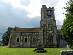 St Marys Church, Fordingbridge by graham19492000, via Flickr