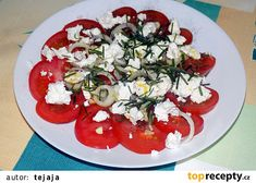 Caprese Salad, Food, Recipes, Essen, Meals, Ripped Recipes, Yemek, Cooking Recipes, Insalata Caprese