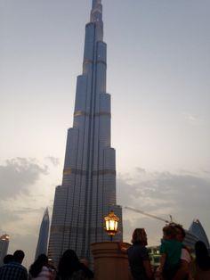 Glimpse of Dubai - Burj Khalifa