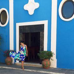 #Beautiful Wedding Chapel @ #DreamHotel #Tulum #Mexico PHOTO VIA: @yumikim #Instagram rocking #yumikim #maxidress