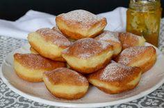 Citromhab: Párnafánk Hungarian Cake, Pretzel Bites, Scones, Cake Recipes, Muffin, Food Porn, Sweets, Bread, Cookies
