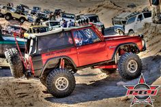 Classic early bronco