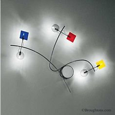 Sil Lux Barcelona Wall Light Chrome