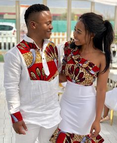 Best of Ankara Styles for Couples Couples African Outfits, African Fashion Ankara, Latest African Fashion Dresses, African Dresses For Women, Couple Outfits, African Print Fashion, African Wedding Attire, African Attire, South African Traditional Dresses