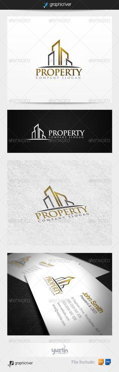 Property Logo - GraphicRiver Item for Sale