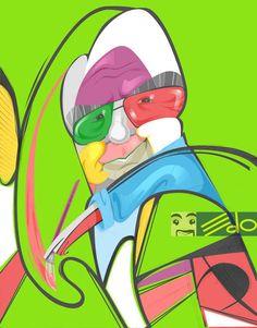 Oswaldo Vigas /Artista plástico venezolano