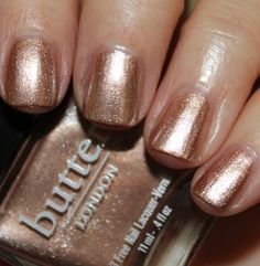butter LONDON summer 2013 -Champers